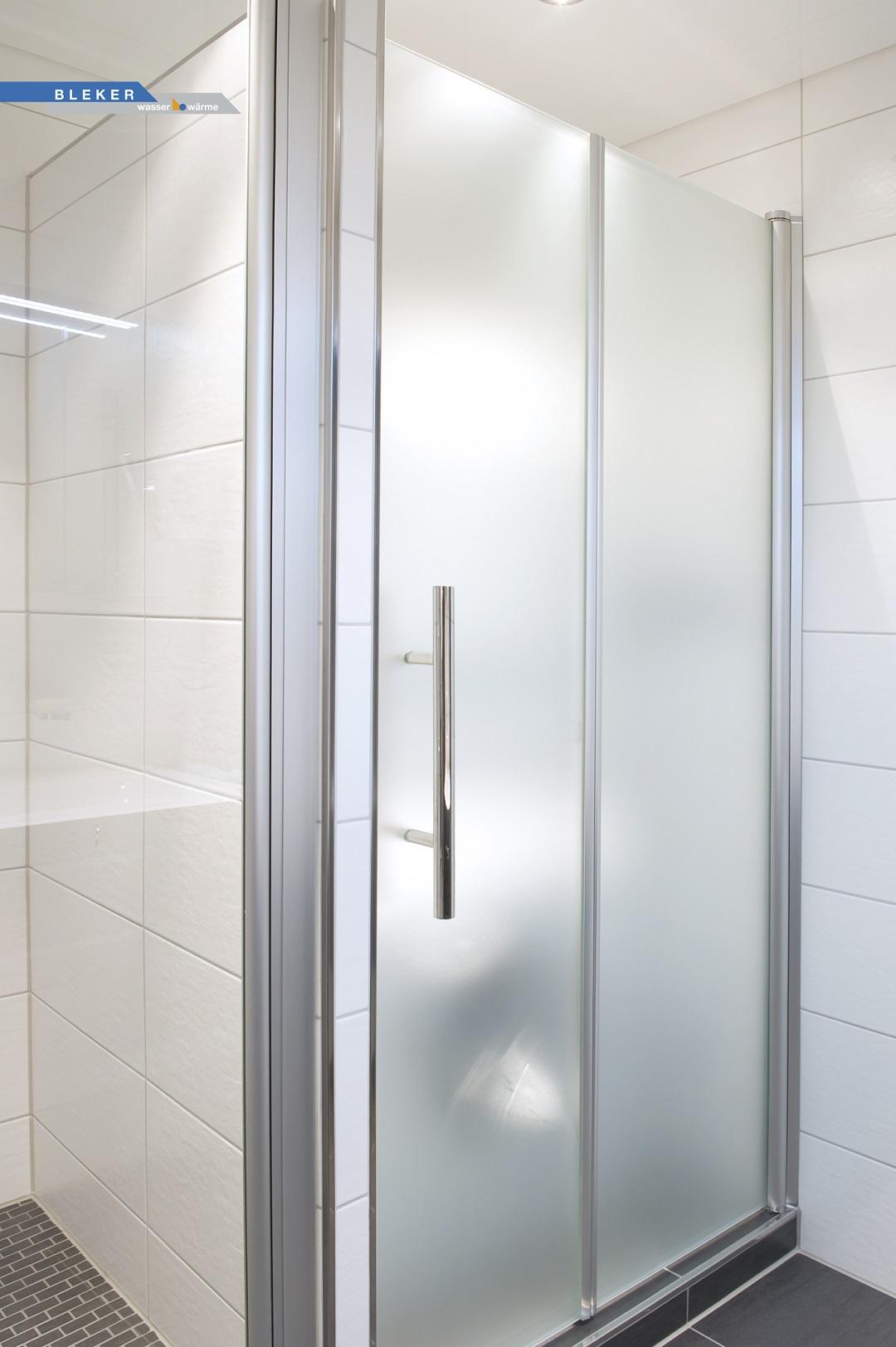 Bad-Abstellraum für Waschmaschine und Trockner